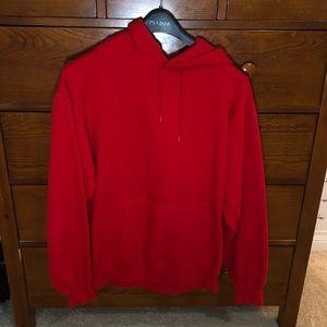 H&M Red Hoodie